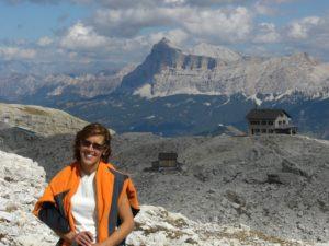 Escursione nelle Alpi con panorama mozzafiato