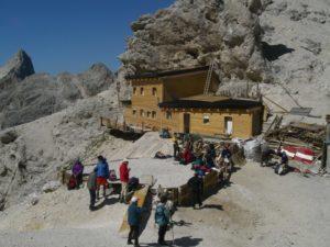 Grasleitenpasshütte 2129 m