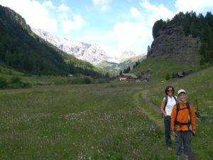 Wanderung durch das Duron Tal