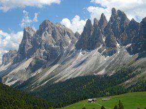 Geislerspitzen im Villnösstal 3025 m
