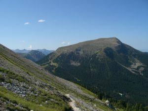 Wanderung in Obereggen mit Zanggen